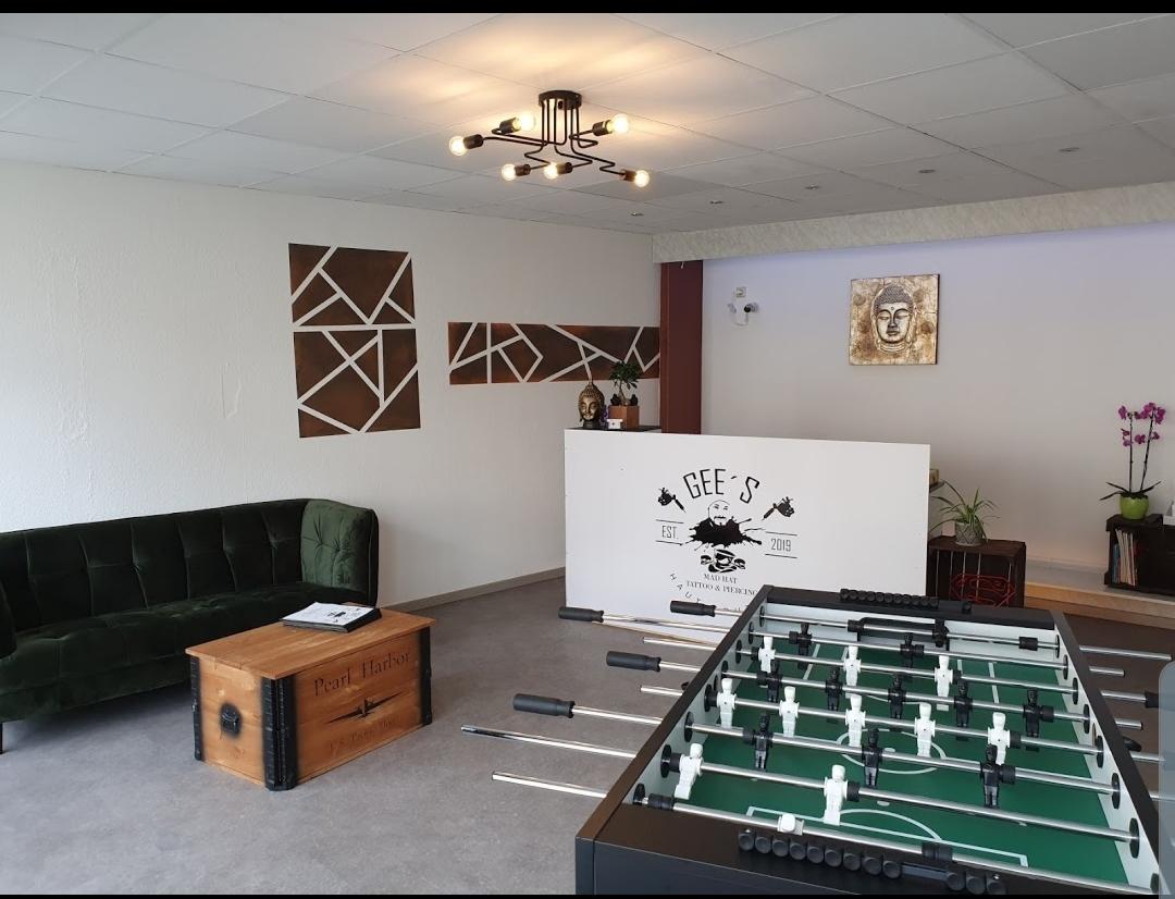 Studio Empfangsbereich